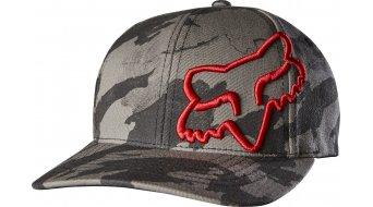 Fox Snivel Kappe Kinder-Kappe Youth Flexfit Hat Gr. unisize black