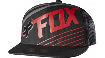 Fox Solvent Kappe Kinder-Kappe Youth Snapback Hat Gr. unisize black
