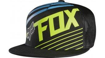 Fox Solvent Kappe Kinder-Kappe Youth Snapback Hat Gr. unisize blue