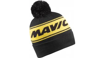 Mavic MTB Pom Bommelmütze Beanie Gr. unisize black
