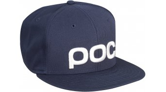 POC Corp Snapback 帽 型号 均码 dubnium blue