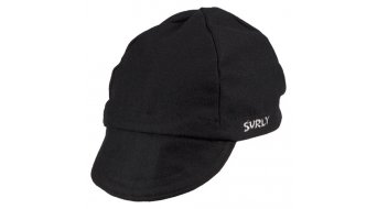Surly Wool Cycling Cap mis S/M nero
