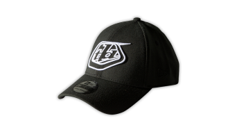Troy Lee Designs Shield cap black