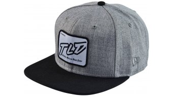 Troy Lee Designs Just Right cap unisize heather gray