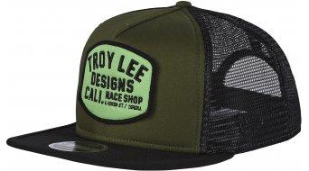Troy Lee Designs Blockworks Snapback 帽 型号 onesize