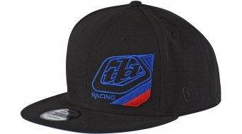 Troy Lee Designs Precision Snapback 帽 型号 onesize black/blue