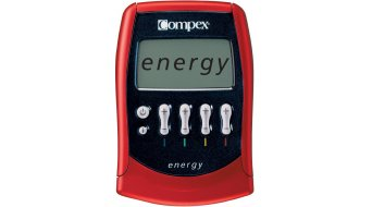 Compex Energy Performance Muskelstimulationstool (with-Ready + with sensor cable )