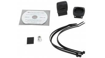 CicloMaster CM 8.2 Blackline Radcomputer drahtlos silber