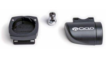 CicloMaster CM 4.4 A Blackline Radcomputer drahtlos silber/schwarz