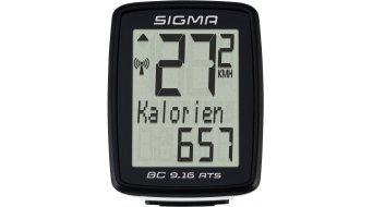 Sigma Sport 无线骑行电脑 BC 9.16 ATS 无线