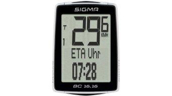 Sigma Sport ciclocomputador BC 16.16 va por cables