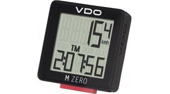 VDO M Zero WR 无线骑行电脑 (导线) 黑色