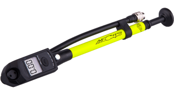 Azonic B52 Digital Druckpumpe Dämpferpumpe neon yellow Mod. 2016