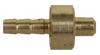 Hope accesorio de tubería conectar latiguillo de freno de latón para materia plástica y latiguillos flexibles de acero