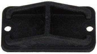 Magura Membran/Gummidichtung maneta de freno-depósito de compensación con dos agujeros de fijación