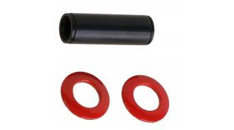 Magura MT bis MJ 2014 Scheibenbremsen-Ersatzteile Bremshebel MT8 2-Fingerhebel Carbolay mit Aufdruck EIGHT; inkl. Hollow Pivot, Stück