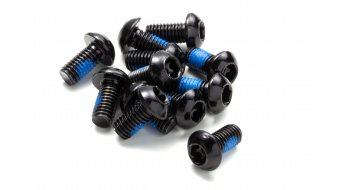 Reverse tornillos para discos de freno M5x10mm (12