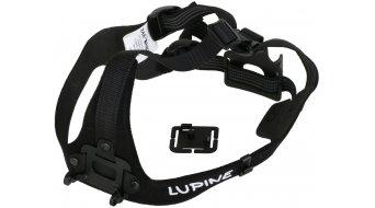 Lupine Heavy-Duty Stirnband FastClick für Piko / Piko R schwarz