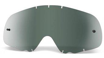 Oakley Crowbar MX Lexan cristal de recambio dark grey