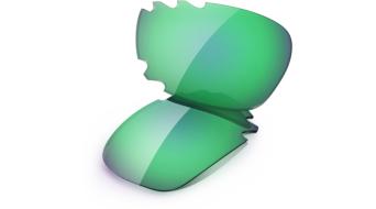 Oakley Racing Jacket cristales de recambio jade iridium vented