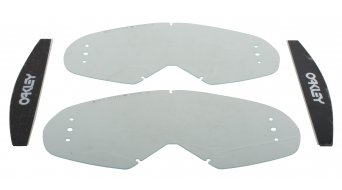 Oakley MX Roll-Offs clear