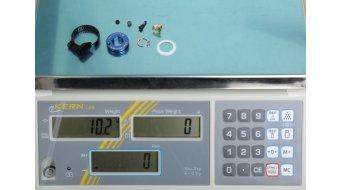 Rock Shox pièce de rechange aluminium bouton de réglage 2009 Reba MC bouton de réglage Spool/Internal Floodgate Cap/Cable Clamp, Remote, aluminium