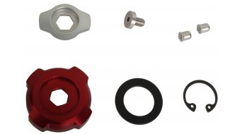 Rock Shox manettino di regolazione 2011-2012 Boxxer Team Rebound Damper Adjuster Knob kit