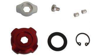 Rock Shox pieza de recambio aluminio botón de ajustado 2011-2012 Boxxer Team Rebound Damper Adjuster Knob Kit