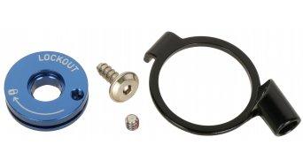 Rock Shox pieza de recambio aluminio botón de ajustado Remote Spool and Clamp Kit X30