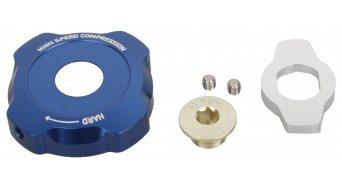 Rock Shox pièce de rechange aluminium bouton de réglage Knob kit, Compression Damper, Mission Control, 2012 Lyrik/Totem,