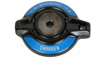 Rock Shox pièce de rechange aluminium bouton de réglage Pike Einstellkappe pressionstufe RC/DJ (incl. vis)