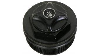 Rock Shox Ersatzteil Aluminium Einstellknopf Air Top Cap 35mm, Pike/Boxxer, Bottomless Token kompatibel schwarz