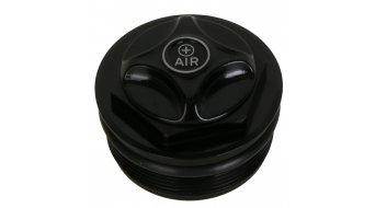 Rock Shox pezzo di ricambio alluminio manettino di regolazione Bluto/RS1/Reba Air Top Cap Black 32mm