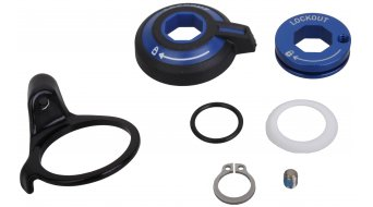 Rock Shox pièce de rechange aluminium bouton de réglage lockout Einstellkappe Judy J3/J4, Recon SL Coil & Solo Air Turnkey