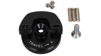 Rock Shox pièce de rechange aluminium bouton de réglage ressorts en acier U-Turn