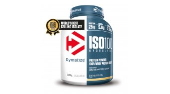 Dymatize ISO 100 Molkeprotein 粉末 2,2公斤 罐