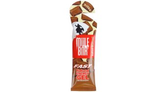 MuleBar Kicks Energy Gel 37 gr. Salted Caramel