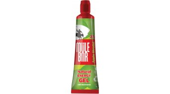MuleBar Kicks Energy Gel 37g Apple Strudel (Apfelstrudel)