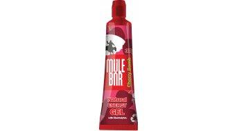MuleBar Kicks Energy Gel 37g Cherry Bomb