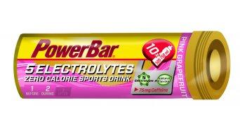 PowerBar 5 Electrolytes Isotonic Sports Drink Tabs (10 Tabs)