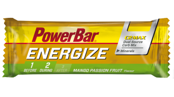 PowerBar Energize C2MAX 55g barra Mango Passion Fruit