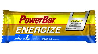 PowerBar Energize C2MAX 55 gr. barrita vainilla