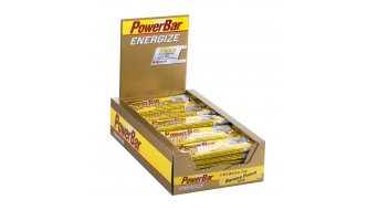 PowerBar Energize Banana Punch Box con 25*55g- barra