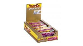 PowerBar Energize C2MAX 55 gr. barrita Cherry arándano rojo Twister- uno(-a) Box, contenido = 25 uds.
