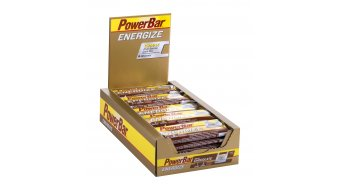 PowerBar Energize Chocolate Box con 25*55g- barra
