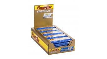 PowerBar Energize C2MAX 55 gr. barrita vainilla- uno(-a) Box, contenido = 25 uds.