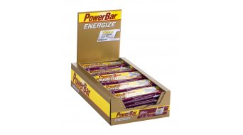 PowerBar Energize Berry Box con 25*55g- barra