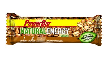 PowerBar Natural Energy 40g Riegel Kakao-Crunch