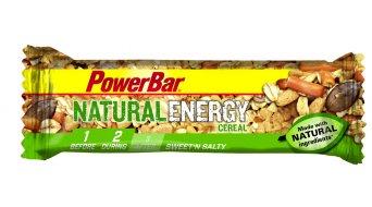 PowerBar Natural Energy 40g Riegel Sweetn Salty Seeds & Pretzels
