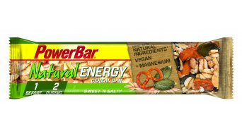 PowerBar Natural Energy Cereal reep (vegan)